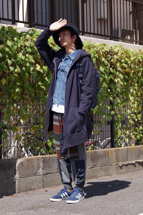 The FOURNESS × kolor - Stylish Layered!!_c0079892_1914620.jpg