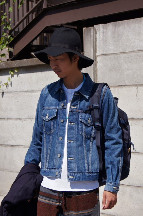 The FOURNESS × kolor - Stylish Layered!!_c0079892_1915296.jpg