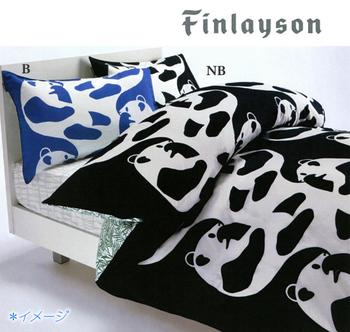 Finlayson(フィンレイソン) ピローケースこちらを1点購入検討中なんですがメール便での発送は可能ですか?_d0063392_11505360.jpg