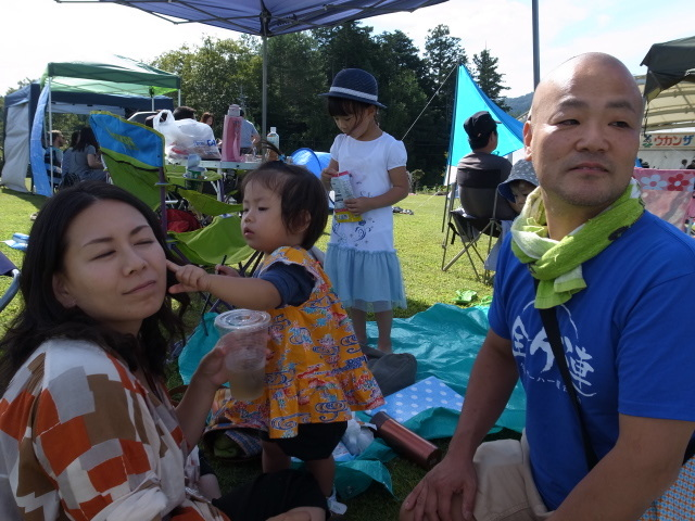 Goodstock Vol.6@うかん常山公園野外ステージ_f0197703_09175521.jpg