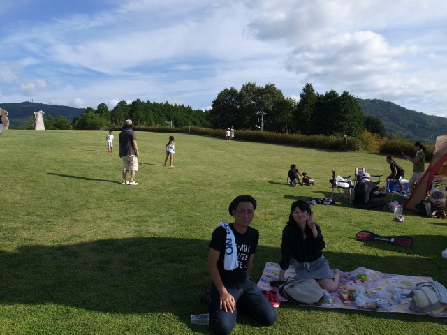 Goodstock Vol.6@うかん常山公園野外ステージ_f0197703_09200272.jpg