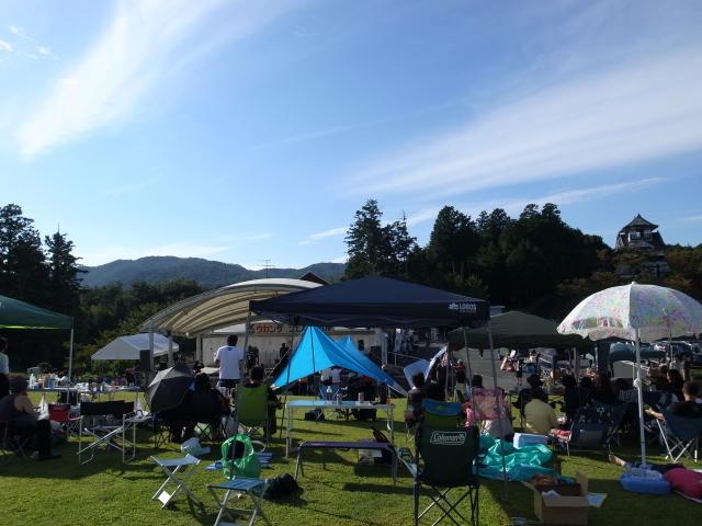 Goodstock Vol.6@うかん常山公園野外ステージ_f0197703_09210489.jpg