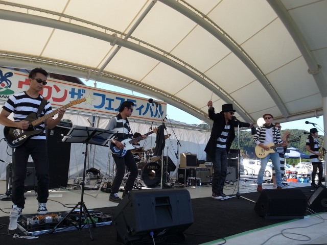 Goodstock Vol.6@うかん常山公園野外ステージ_f0197703_09242106.jpg
