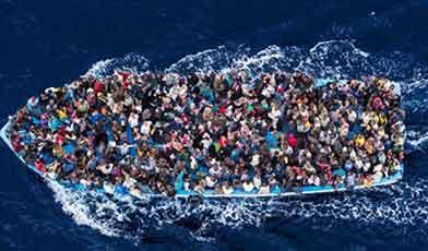 『これからの「正義」の話をしよう』 EU最大の危機? / シリア難民_b0003330_21595826.jpg