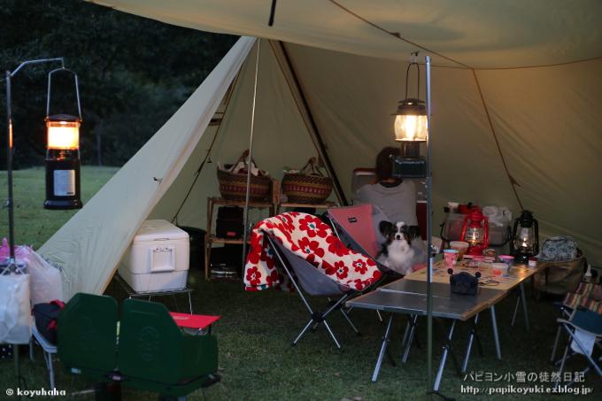 シルバーウィークはキャンプ!@歌瀬キャンプ場 その1_d0140234_20472962.jpg