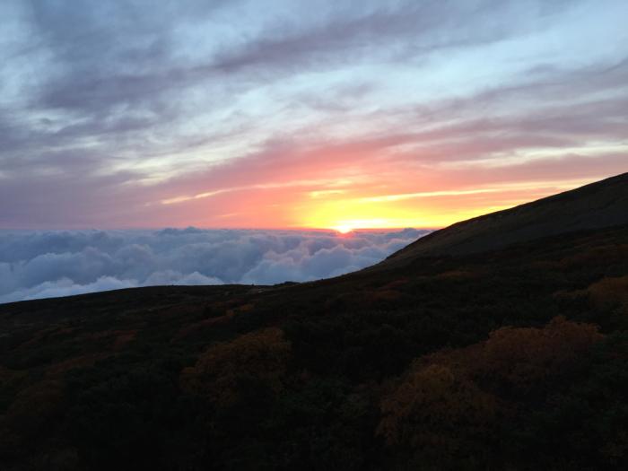 土間会・カンパイ白山登山‼️  その2_a0156636_21303523.jpg