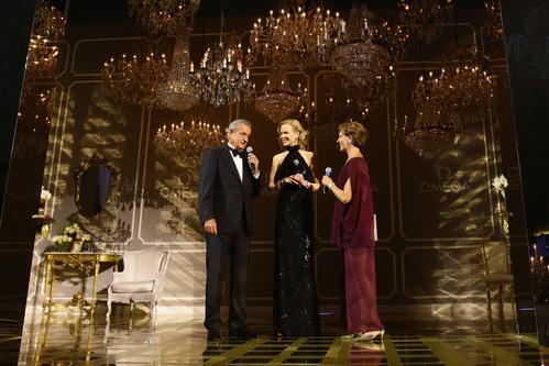 ニコール・キッドマン登場 オメガ・女性を称えるミラノでのイベント6_f0039351_22133736.jpg