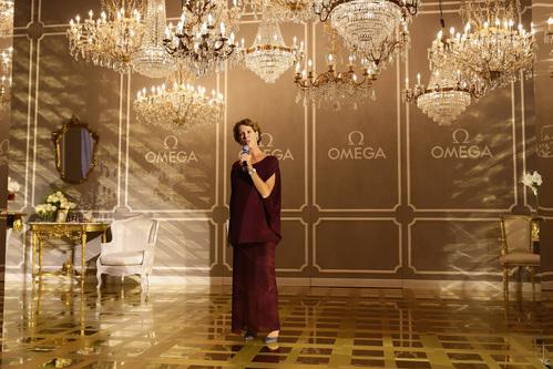 ニコール・キッドマン登場 オメガ・女性を称えるミラノでのイベント6_f0039351_2214788.jpg