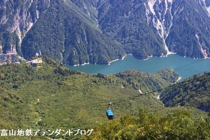 紅葉シーズンの立山へ_a0243562_13391738.jpg