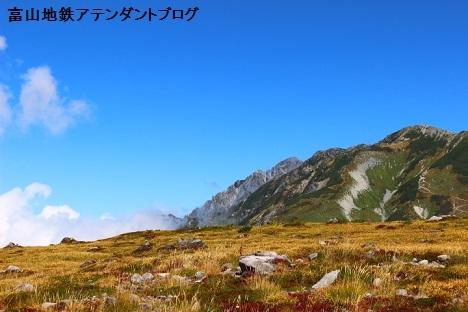 紅葉シーズンの立山へ_a0243562_13424051.jpg