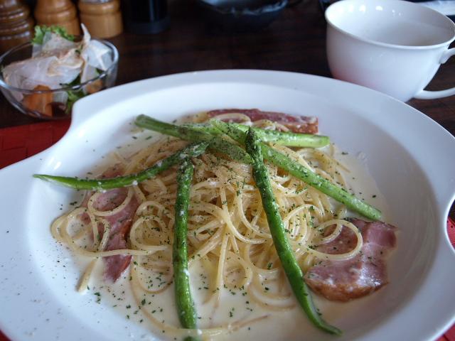 イタリア料理 トラットリア イル デルフィーノ その8_d0153062_8542454.jpg