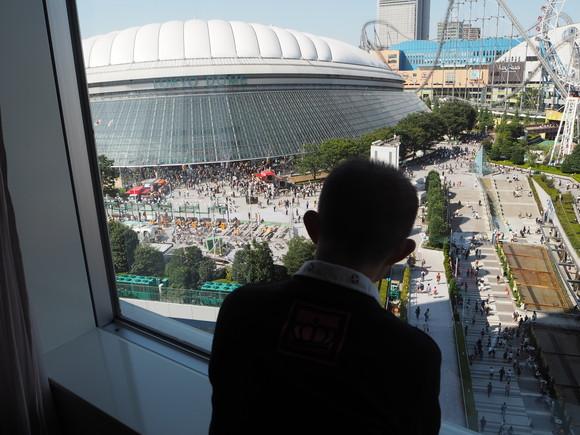 東京ドームへの旅 1日目(昼の部)_d0227066_17201836.jpg