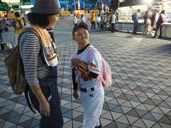 東京ドームへの旅 1日目(夜の部)_d0227066_21162041.jpg