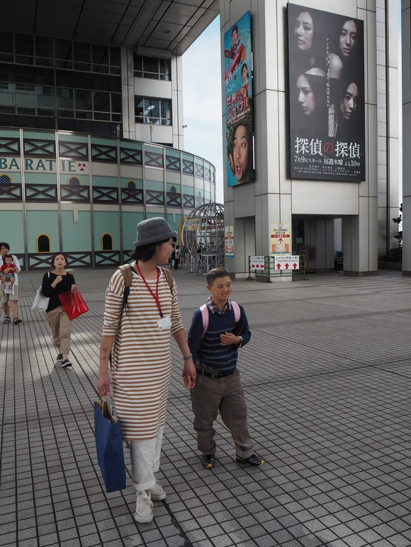 東京ドームへの旅 2日目(おまけ編)_d0227066_2314890.jpg