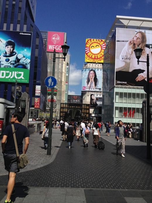 地元人の大阪と観光客の大阪_a0136671_953162.jpg