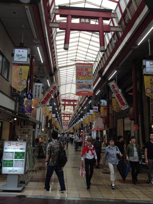 地元人の大阪と観光客の大阪_a0136671_991045.jpg
