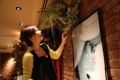 Brooklyn ParlorでATSUKO TANAKAとコラボレーション!_c0072971_21073887.jpg