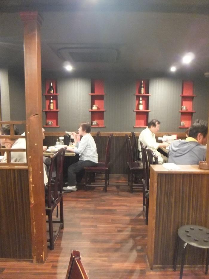 ◆久々の餃子とホルモン  =大阪王 ~ おーちゃん=_f0238779_7561529.jpg