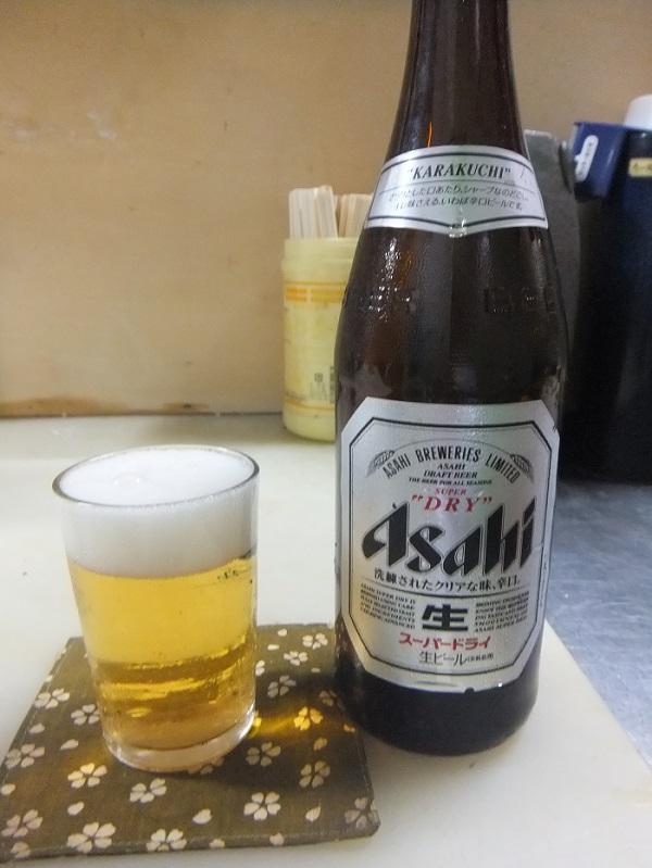 ◆久々の餃子とホルモン  =大阪王 ~ おーちゃん=_f0238779_7572674.jpg
