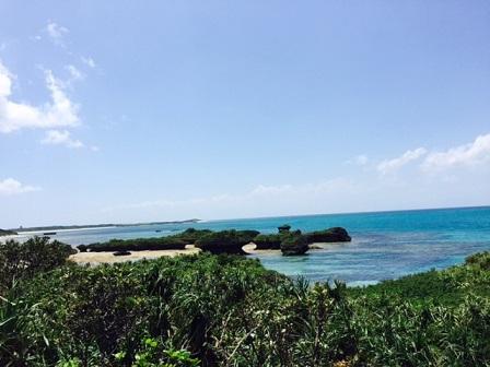 幻の島  パナリ島_f0202682_12393444.jpg
