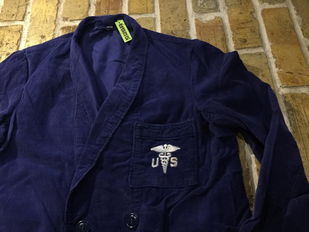 神戸店からお知らせです!+USMD Corduroy Robe!!!(T.W.神戸店)_c0078587_13535495.jpg