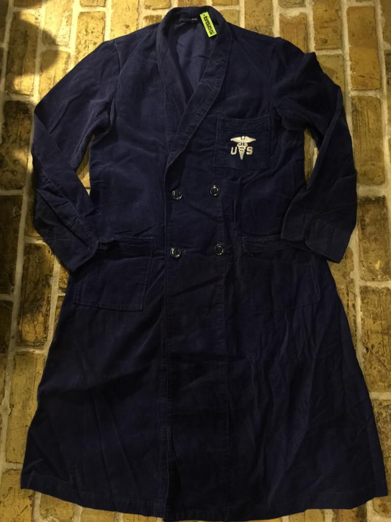 神戸店からお知らせです!+USMD Corduroy Robe!!!(T.W.神戸店)_c0078587_1354960.jpg