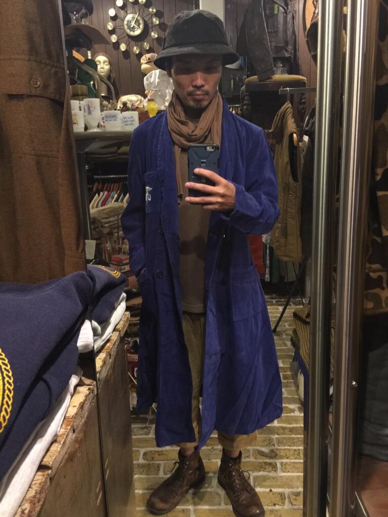 神戸店からお知らせです!+USMD Corduroy Robe!!!(T.W.神戸店)_c0078587_14524364.jpg