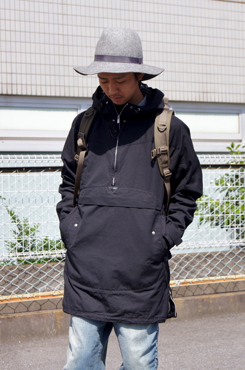 nonnative & kolor/BEACON - Long Layered!!_c0079892_19425557.jpg