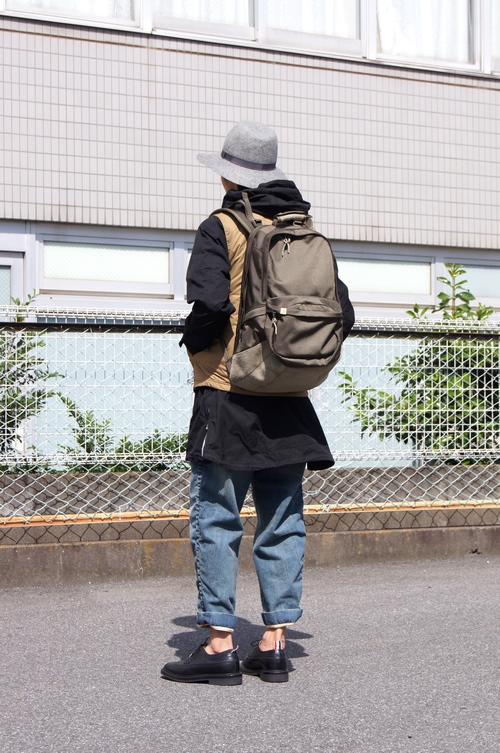 nonnative & kolor/BEACON - Long Layered!!_c0079892_19441451.jpg
