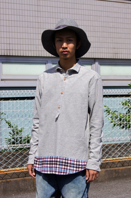 nonnative & kolor/BEACON - Long Layered!!_c0079892_19442515.jpg