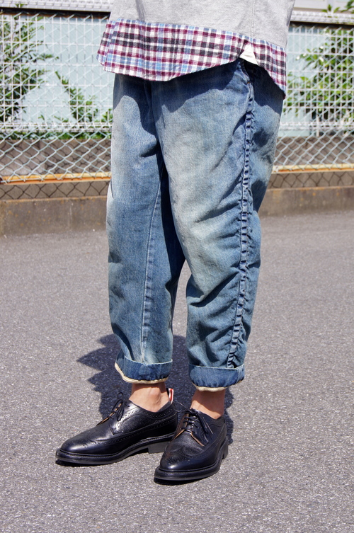 nonnative & kolor/BEACON - Long Layered!!_c0079892_1944366.jpg