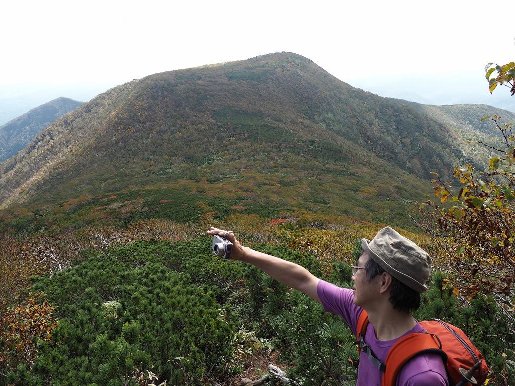 ホロホロ山、9月22日-その1-_f0138096_10161213.jpg