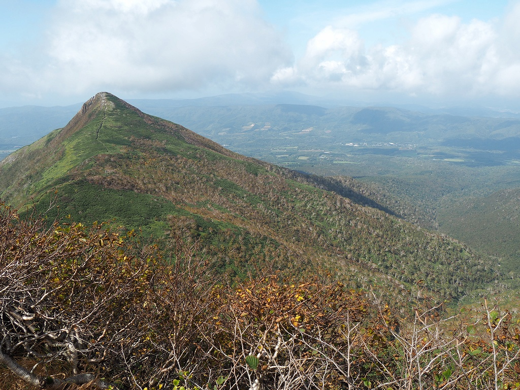 ホロホロ山、9月22日-その1-_f0138096_10163758.jpg