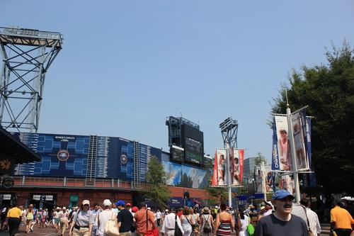 【15年9月NY旅行 ⑥全米OPテニス No1】_f0215714_16533788.jpg