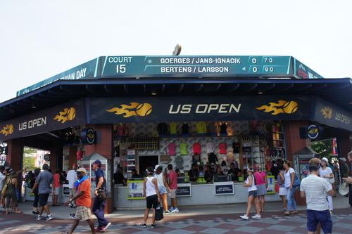 【15年9月NY旅行 ⑥全米OPテニス No1】_f0215714_165481.jpg