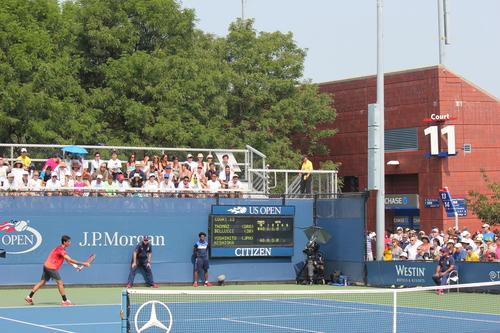 【15年9月NY旅行 ⑥全米OPテニス No1】_f0215714_16552473.jpg