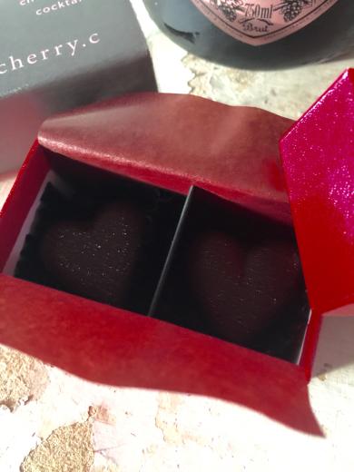お誕生日プレゼント〜Dom Pérignon Rose 1998 _f0215324_01104206.jpg