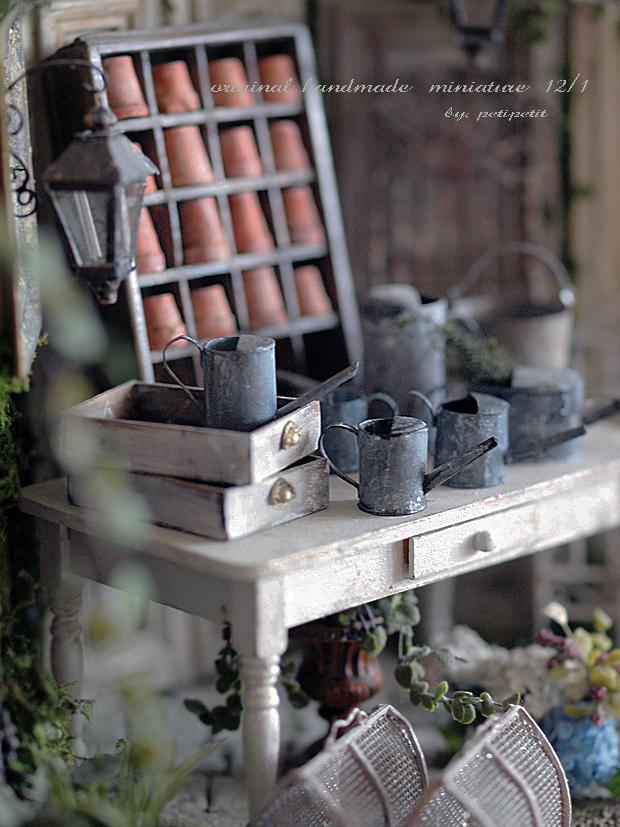 miniature* Garden 小物と葛西海浜公園_e0172847_09414236.jpg