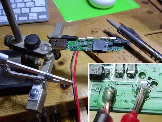 猪撃退機の工作過程・MP3プレイヤー電源確保_c0063348_8505510.jpg