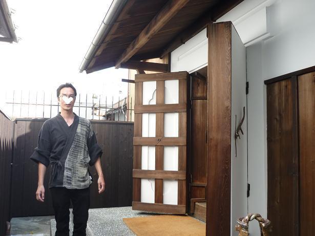着物で千両ヶ辻・西陣伝統文化祭・晴明神社のお祭りへ。_f0181251_1763249.jpg