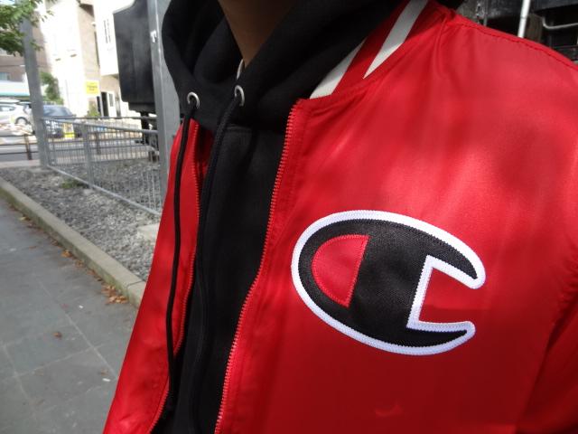 CHAMPION Stadium Jacket!!!_a0221253_20443180.jpg