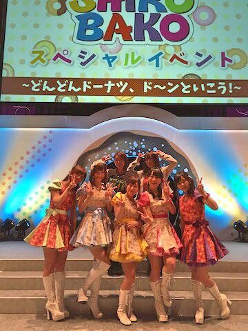 連休その2〜SHIROBAKOスペシャル_e0163255_12404146.jpg