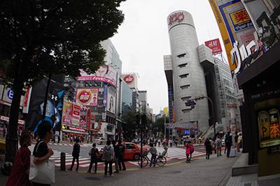 9月24日(木)今日の渋谷109前交差点_b0056983_11225686.jpg