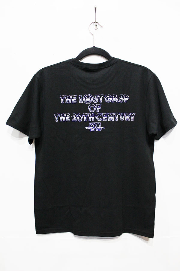 【7STARS DESIGN×BOUNTY HUNTER 20thコラボtee】再入荷!_a0097901_1456199.jpg