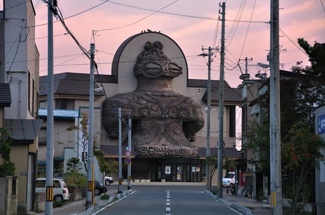 土偶が見守る町 ~旧木造町~ : 風の散歩道