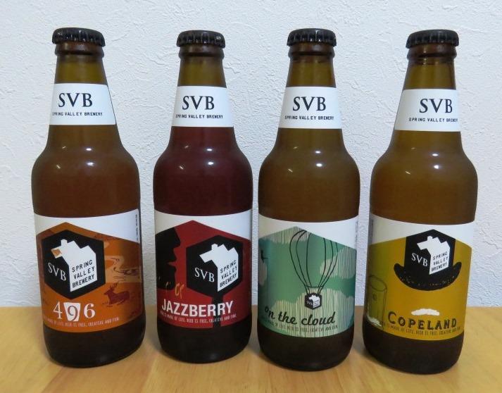 キリン Spring Valley Brewery JAZZBERRY ~麦酒酔噺その413~SVB飲み比べ④終_b0081121_6425989.jpg