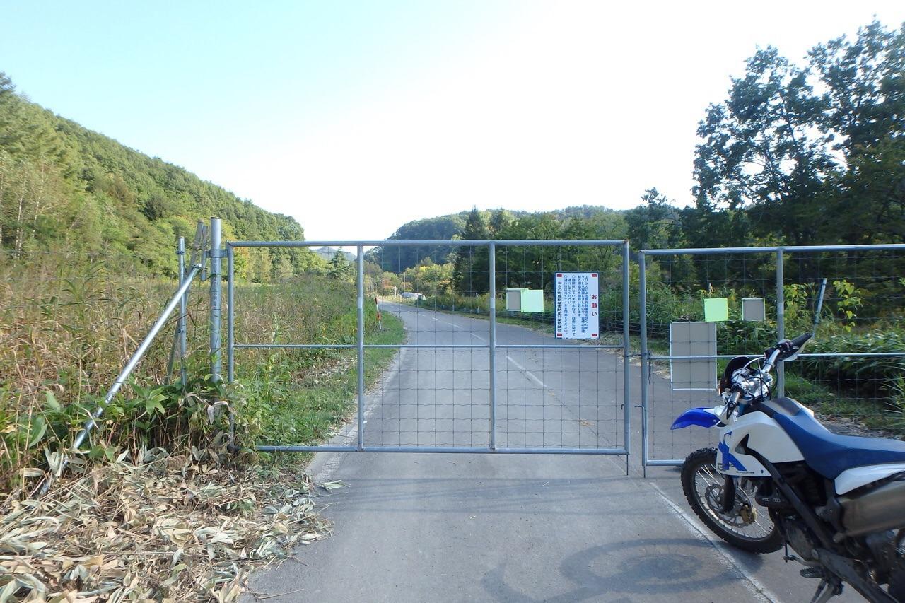 【チャレンジ】やっぱ林道は楽しいねツーリング_e0159646_559747.jpg