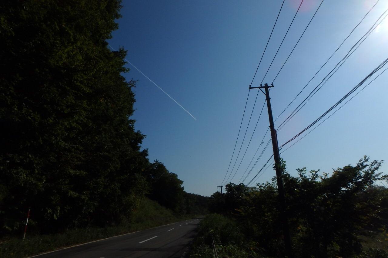 【チャレンジ】やっぱ林道は楽しいねツーリング_e0159646_6161452.jpg