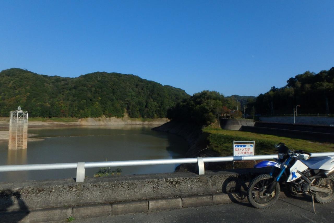 【チャレンジ】やっぱ林道は楽しいねツーリング_e0159646_6394446.jpg