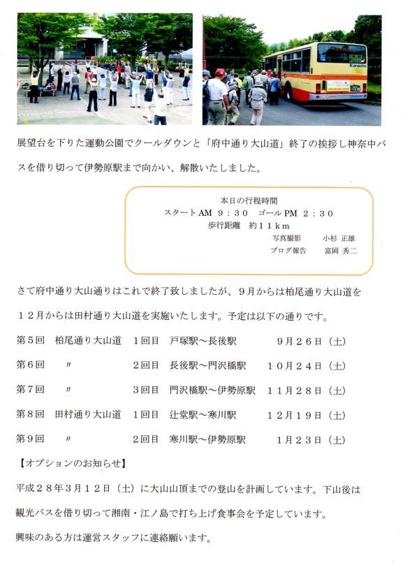 府中通り大山道ガイドウォーク4回目の報告_a0215849_21364651.jpg